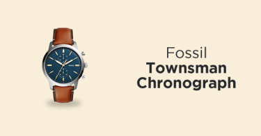 Jam Fossil Townsman Chronograph