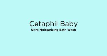 Cetaphil Baby Ultra Moisturizing Bath Wash
