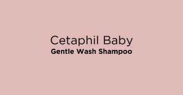 Cetaphil Baby Gentle Wash Shampoo