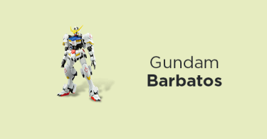 Gundam Barbatos Bandung