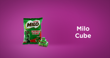 Milo Cube Lampung