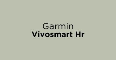 Garmin Vivosmart Hr DKI Jakarta