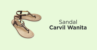 Sandal Carvil Wanita DKI Jakarta
