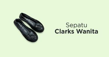 Sepatu Clarks Wanita DKI Jakarta