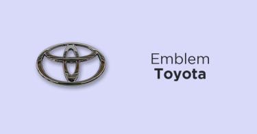 Emblem Toyota DKI Jakarta