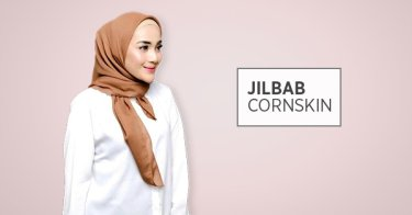 Jilbab Cornskin