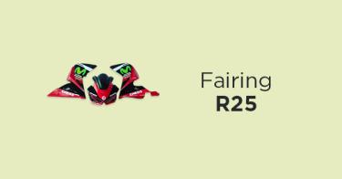 Fairing R25 Depok