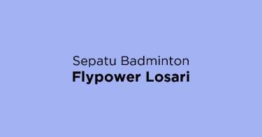 Sepatu Badminton Flypower Losari