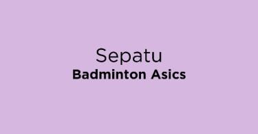 Jual Sepatu Badminton Asics - Beli Harga Terbaik  546b20775e