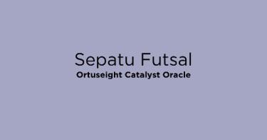 Sepatu Futsal Ortuseight Catalyst Oracle