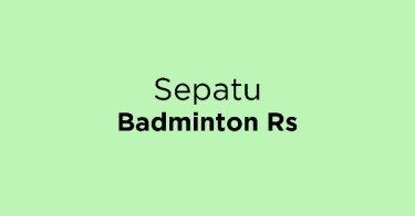 Sepatu Badminton Rs Sumatera Selatan