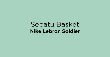 Sepatu Basket Nike Lebron Soldier