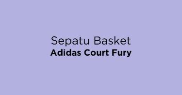 Sepatu Basket Adidas Court Fury