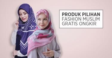 Fashion Muslim Diskon