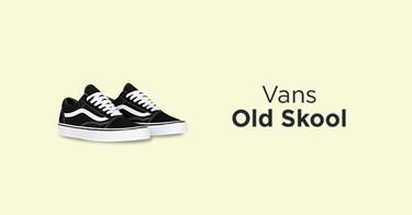 64951877a9 Jual Vans Old Skool - Beli Harga Terbaik