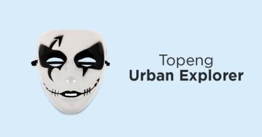 Topeng Urban Explorer