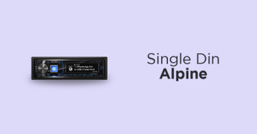 Single Din Alpine
