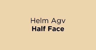 Helm Agv Half Face