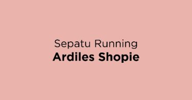 Sepatu Running Ardiles Shopie