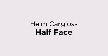 Helm Cargloss Half Face Kabupaten Bogor