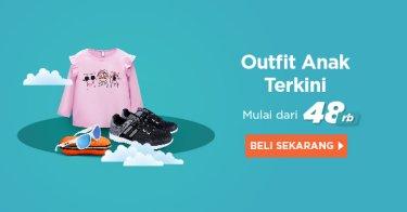 Fashion Anak Best Deals