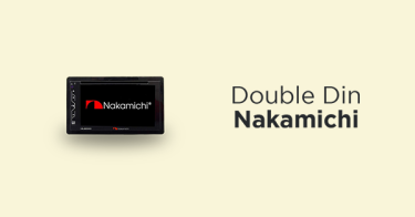 Double Din Nakamichi