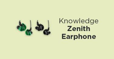 Knowledge Zenith Earphone Kabupaten Bogor
