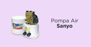 Jual Pompa Air Sanyo dengan Harga Terbaik dan Terlengkap