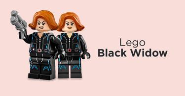 Lego Black Widow