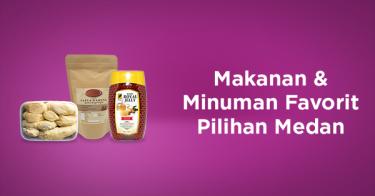 Makanan & Minuman Pilihan Medan