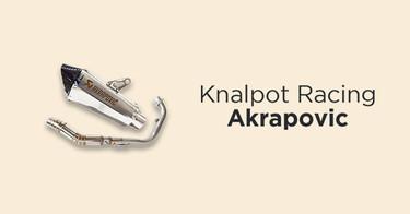Knalpot Racing Akrapovic