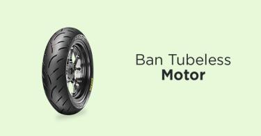 Ban Tubeless Motor