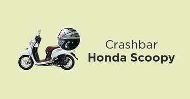 Crashbar Honda Scoopy