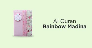 Al Quran Rainbow Madina