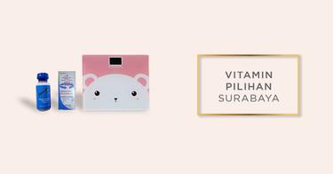 Vitamin Pilihan Surabaya