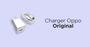 Charger Oppo Original Lampung