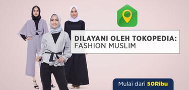Toko Cabang Fashion Muslim