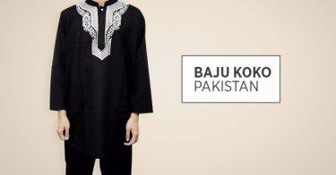 Baju Koko Pakistan Kabupaten Sukabumi