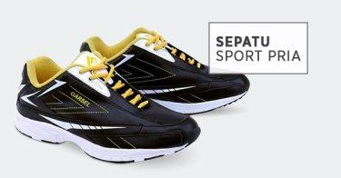 Sepatu Sport Pria Lampung