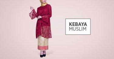 Jual Kebaya Muslim Tokopedia