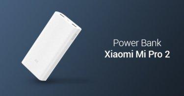 Power Bank Xiaomi Mi Pro 2