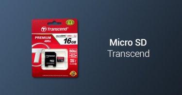 Micro SD Transcend