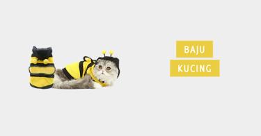 Baju Kucing Bekasi