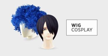 Wig Cosplay Jawa Tengah