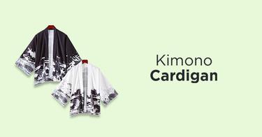 Jual Kimono Cardigan dengan Harga Terbaik dan Terlengkap