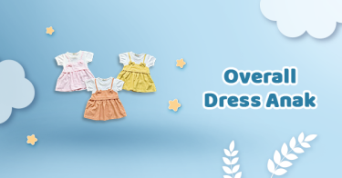 Overall Dress Anak DKI Jakarta