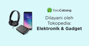 Toko Cabang Elektronik dan Gadget