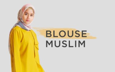 Blouse Muslim Fashion Muslim Ciamis