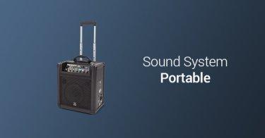 Sound System Portable