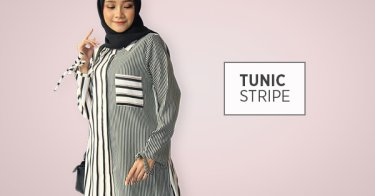 Tunic Stripe DKI Jakarta
